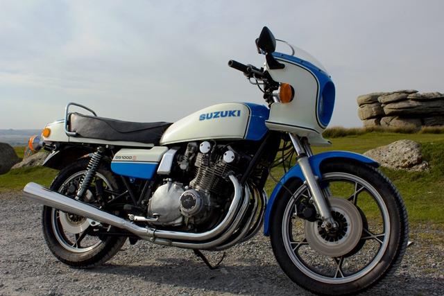 Suzuki Gs Odometer Readingh