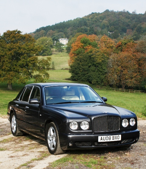 Bentley Arnage Green Label: Specialist Classic And Sports