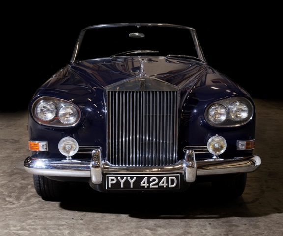 Classic 1961 Bentley S2 Standard Steel Saloon For Sale: Specialist Classic And Sports