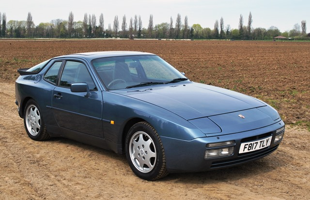historics at brooklands specialist classic and sports car auctioneers ref 33 1989 porsche 944 s2. Black Bedroom Furniture Sets. Home Design Ideas