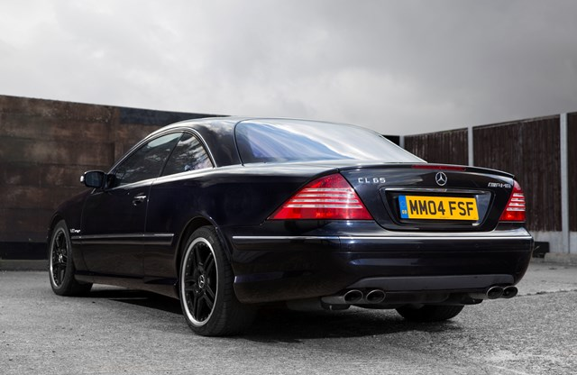 historics at brooklands specialist classic and sports car auctioneers ref 1 2004 mercedes. Black Bedroom Furniture Sets. Home Design Ideas