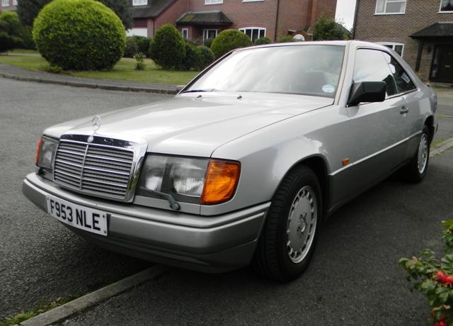 1989 Mercedes Benz 300ce Ebay