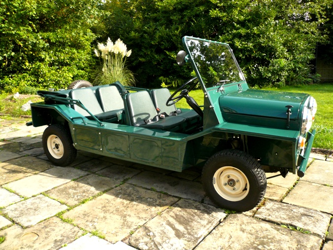 historics at brooklands specialist classic and sports car auctioneers 1966 austin mini moke. Black Bedroom Furniture Sets. Home Design Ideas