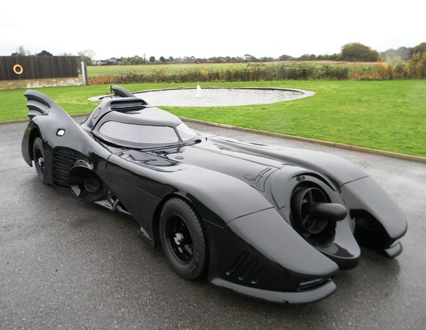 Batfans Rejoice You Can Now Buy Your Very Own Batmobile