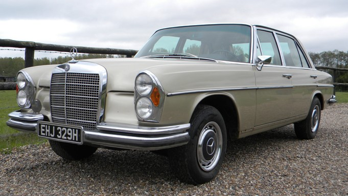 Mercedes-Benz 450SEL 6 9: Spotted   PistonHeads