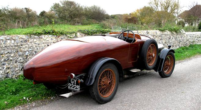 Historics At Brooklands Specialist Classic And Sports Car Auctioneers 1932 Talbot 14 65 Boat