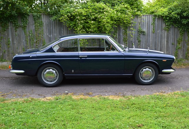 historics at brooklands specialist classic and sports car auctioneers 1963 lancia flavia coup. Black Bedroom Furniture Sets. Home Design Ideas