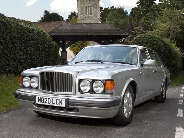 Bentley brooklands 1996