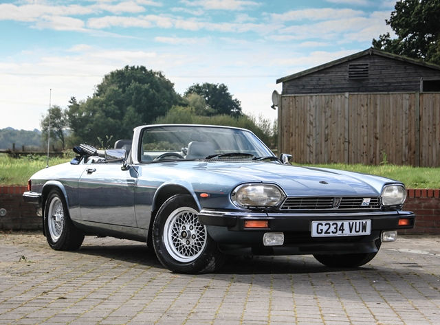 High Quality Lot 228   1990 Jaguar XJS Convertible