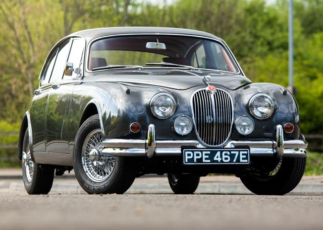 1967 jaguar mark ii