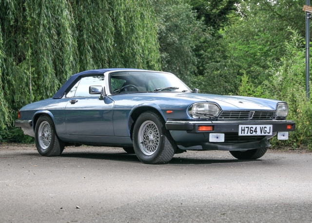 Lot 150   1991 Jaguar XJS V12 Convertible