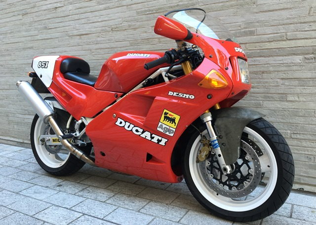 ref 105 ducati 851 sp3 classic sports car auctioneers rh historics co uk Electrical Wiring Diagrams Stator Wiring Diagram