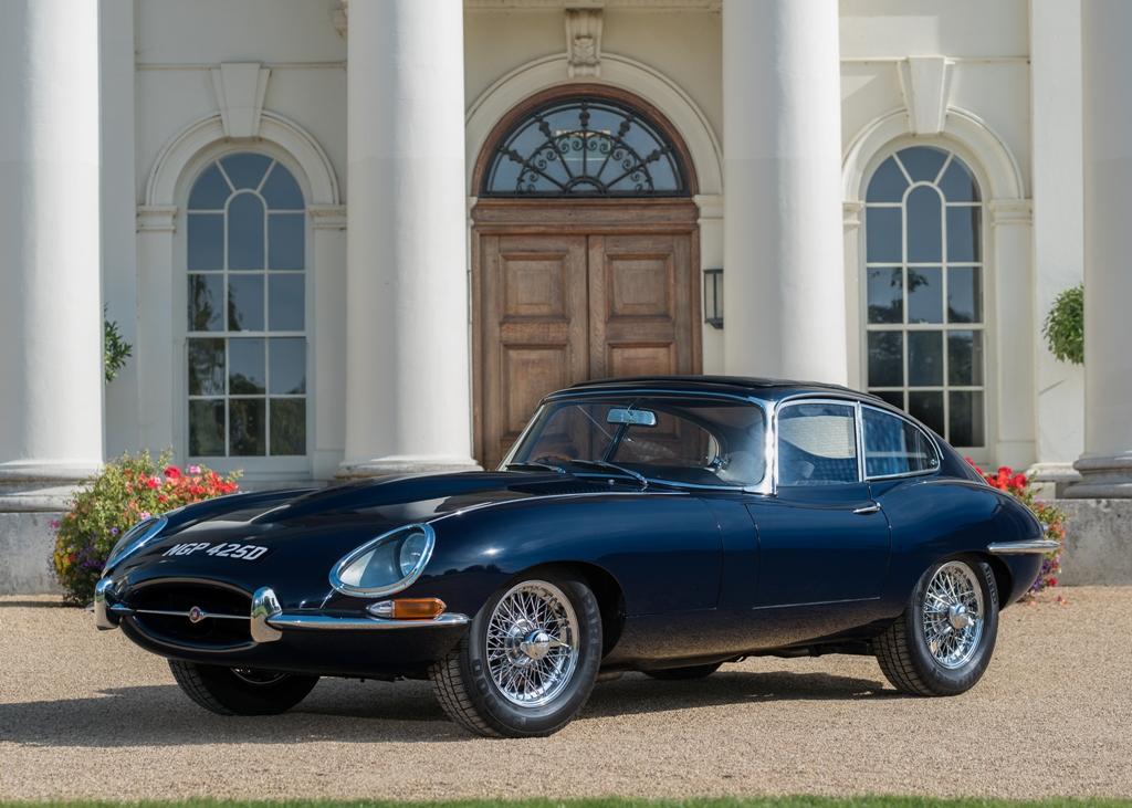 1966 Jaguar E Type Fixedhead Coupe?anchor=center