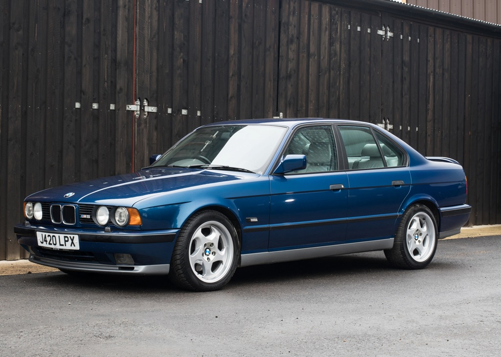 Lot 312   1992 BMW M5 (E34)