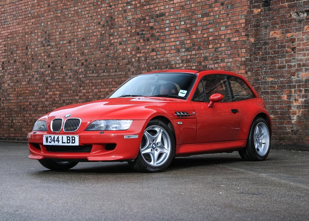 Lot 211   2000 BMW Z3 M Coupé