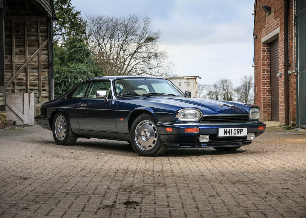 Lot 270   1995 Jaguar XJS 4.0 Celebration Coupé