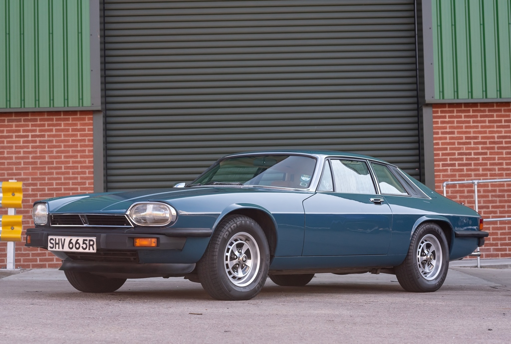 Lot 255   1977 Jaguar XJ S V12 Coupé (5.3 Litre)