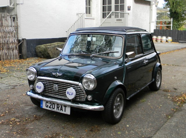 Mini british open