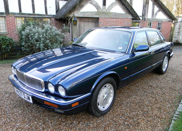 Superior Lot 203   1997 Jaguar XJ6 3.2L Executive