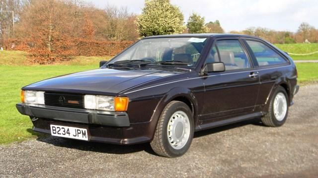 Volkswagen scirocco 1984