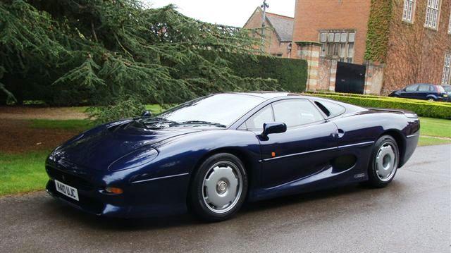 Lot 56   1993 Jaguar XJ220