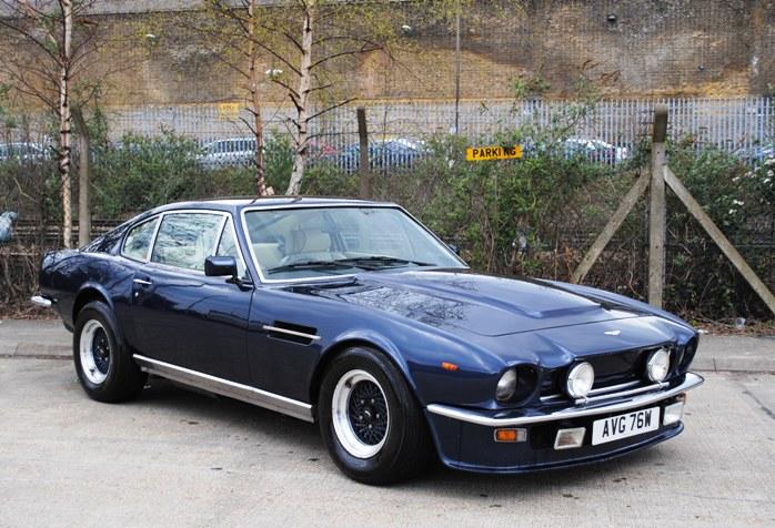 Lot 24   1981 Aston Martin V8 Vantage